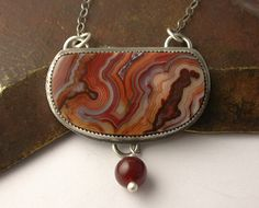 Red Laguna Lace Pendant | Flickr - Photo Sharing!