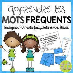 Classroom tips & tricks, resources and teaching ideas for the primary French classroom - immersion or French first-language French Flashcards, French Worksheets, Learning French For Kids, Ways Of Learning, Learning Spanish, Spanish Activities, Learning Italian, Work Activities, Language Activities