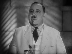 Charles Laughton as Dr. Moreau ...tom figured out why the doctor's name is (Alphonse
