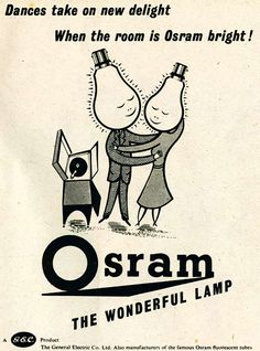Osram Electric Co, General Electric, Incandescent Light Bulb, Vintage Travel, My Childhood, Old Photos, Museum, Comics, History