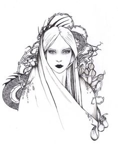 Manon from the Throne of Glass series [by Lady-Oolong]