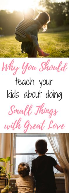 Kindness activities for kids. How to help kids be kind. Teaching children how to do small things with great love. Teaching empathy to children. Teaching kindness to children. #parentingbasics #parenting101 #teachkindness #adoption #adoptionrocks