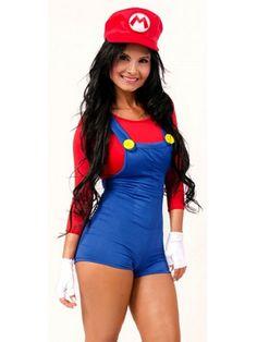 Disfraz de Mario Bross