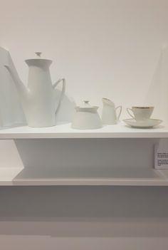 """Porcelana spotkana na wystawie """"Czechosłowacki dizajn""""   www.annafit.pl"""
