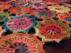 Ravelry: VickeviraYarns' Fabel wheel scarf