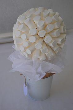 LOS DETALLES DE BEA: White Little tree
