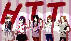 K-ON Anime Wallpaper