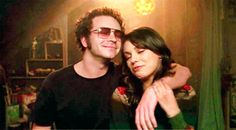 "And they were super adorable. | Community Post: 21 Reasons Jackie And Hyde From ""That '70s Show"" Were The Best Couple Ever"