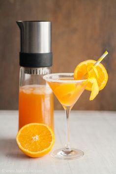 """Spontane Entscheidung: Der """"ICE TEA MONDAY"""" ist schon heute zurück! Zum Start ins neue Eistee-Jahr gibt's den Mango Orange Tea *lecker*"""