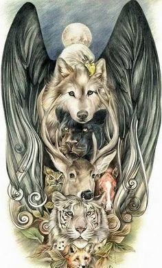 I like this totem of animal spirit