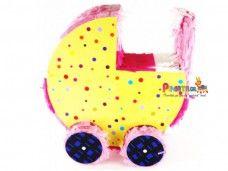 πινιάτα καρότσι, pinata, bebe, girl Piñata is the perfect party activity! Party Activities, Perfect Party, Baby Shower, Outdoor Decor, Character, Home Decor, Bebe, Babyshower, Decoration Home