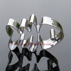 Fish Bone Cookie Cutter - Stainless Steel