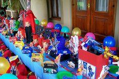 """Power Rangers Super Samurai Party"" | Flickr - Photo Sharing!"