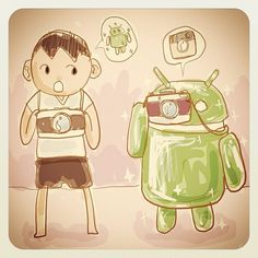Hello Android ^^