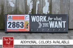 Hey, I found this really awesome Etsy listing at http://www.etsy.com/listing/167736165/running-medal-holder-and-race-bib-hanger