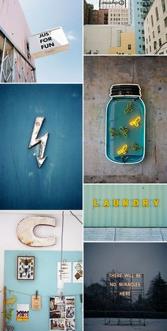 typography and signage / sfgirlbybay