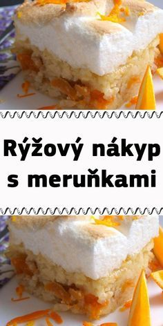 Slovak Recipes, Cheesecake, Deserts, Meals, Cooking, Breakfast, Sweet, Kitchen, Morning Coffee