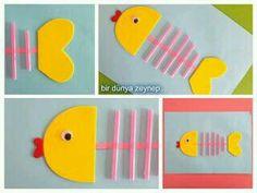 Kindergarten Crafts, Preschool Art, Preschool Activities, Drawing For Kids, Art For Kids, Crafts For Kids, Arts And Crafts, Easy Art Projects, School Projects