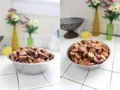 peanut butter puppy treats