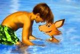 A natação é um dos desportos mais completos e divertidos para cães e donos. Vem aí o Verão... iupi!