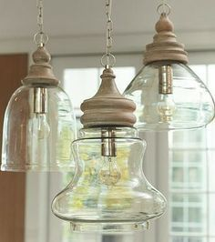 For when following the straight and narrow simply won't do -- seize the opportunity to enhance your home with the light-enhancing properties and curvaceous silhouette of our Teardrop Glass Pendant.