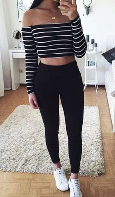 / 150 Summer Outfits to Wear Now Vol. 5 136 - Trendy Outfits : / 150 Summer Outfits to Wear Now Vol. Cute Casual Outfits, Swag Outfits, Outfits For Teens, Winter Outfits, Summer Outfits, Denim Outfits, Work Outfits, Stylish Outfits, Mode Hipster