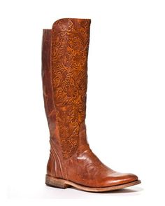 A girl can dream right....  Women's Virginia Boot - Luggage Lucchese