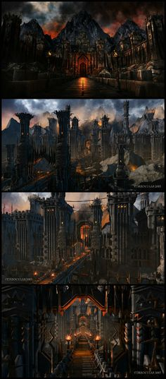 Angband by Stirzocular on Deviantart.