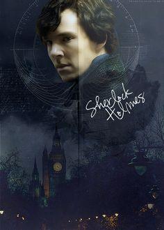 Sherlock BBC #Benedict Cumberbatch