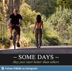 We all need these types of days
