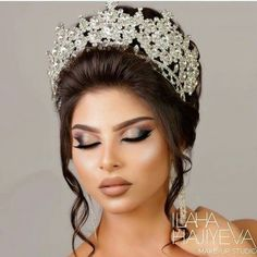 Elaborate Bridal Crown