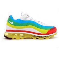 nike air max sensation hommes - Nike Air Max 95 Retro Men's Shoes 609048-055 Stealth/Neptune Blue ...