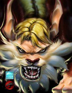 Imagenes thundercats - Encontré el portafolio del Dr. Conz, tiene varias ilustraciones publicadas, pero lo mejor son los dibujos de todo los personajes