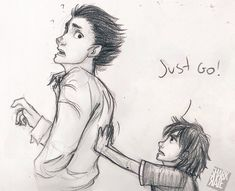 #013 Just Go! by sharkRAIE