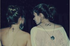 If I ever get a tat it would def be one of these:) I can't believe I found them both in the same picture!