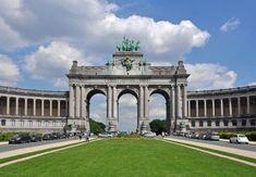 Arch of Cinquantenaire, Belgium
