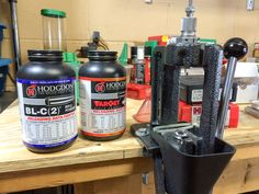 Reloading: The Gear You Need And What It'll Cost You, A well-used Lyman single-stage reloading press.