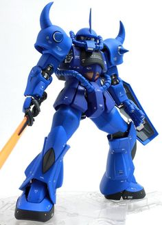 "gunjap: ""MG 1/100 MS-07B Gouf Ver.2.0 : Improved Work by s2080tak. Full Photoreview [Closeups too] Wallpaper Size Images, Info http://www.gunjap.net/site/?p=168753 """