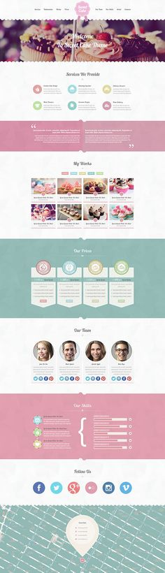 10+ Best WordPress Themes for Bakeries