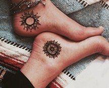 feet, tattoos, tumblr
