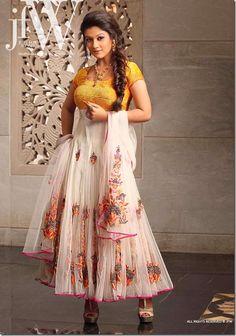 nayanthara in white churidar in raja rani - Google Search