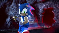 Sonic Joins LEGO Dimensions - https://www.youtube.com/watch?v=zOmIWxV6xl0 There have rumors about his inclusion for some time now, but it's finally confirmed: Sonic is joining Lego Dimensions. Warner Bros Games announced the next bunch of franchises that are going to be a part ofthe game today, including Adventure ... http://www.sonicretro.org/2016/06/sonic-joins-lego-dimensions/