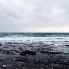 The winter sea of my #Puglia // Memories #