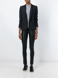 #helmutlang #blazer #black #women #fashion #style www.jofre.eu