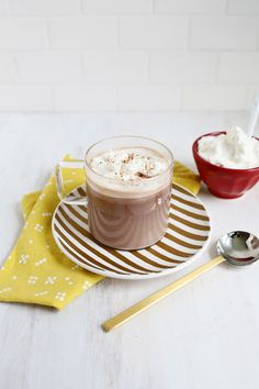 Nutella Hot Chocolate-must make!