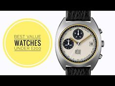 6f76c2bf9 GQ Magazine's Perfect Watch Collection – The Only 4 Watches You'll ...