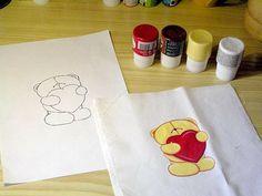 Cómo pintar en tela | Manualidades