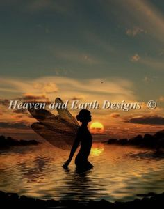 Fairy at Sunset (HAED)