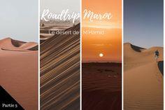 Road trip dans le desert marocain de M'Hamid - Maroc : exploration du désert à pieds et en 4x4. On racontre notre expérience dans ce lieu sublime, hors du temps où les lumières enchantent les dunes et les ombres. Là où les tempêtes déchainent les nuits. Découvrez notre aventure en récit et en photographies.