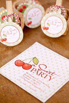 Cherry Love collection - @Jordan Bariesheff - Polkadot Prints + Photos by @Naomi Vasington